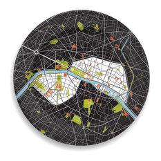 City Plate, Paris