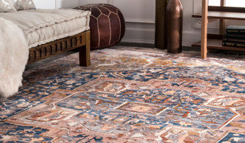 This Summer's Bestselling Area Rugs