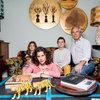 Visita privada: Una casa llena de color y 'viva' en Madrid