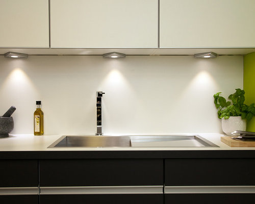 Dimmable HD LED Triangle Under Cabinet Spotlight with Sensor ...