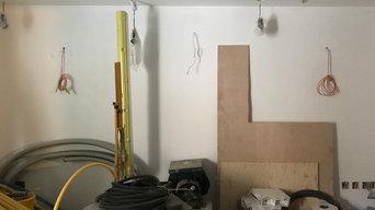 Modular House - Cinema Room