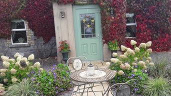 Front Garden Kildare
