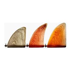 """Jeff Ho Single Fins"", Surf Art Photograph, Unframed, 40''x52''"