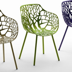 - FAST- Forest Armchair - Outdoor Dining Chairs