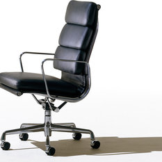 eames soft pad chair office chairs