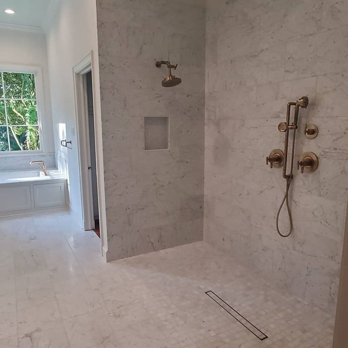 Upscale Bathroom Projects