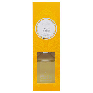 Amber and Rose Range, Scented Reed Diffuser