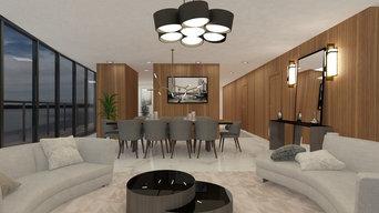 J+F Residence - Aston Martin Miami
