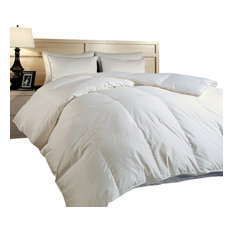 700 Tc Cotton Sa Cover Hungarian White Goose Down Comforter King