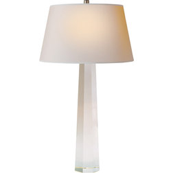 Fancy Contemporary Table Lamps by Benjamin Rugs and Furniture