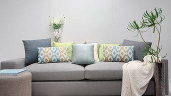 'The Sorrento' Lounge Setting