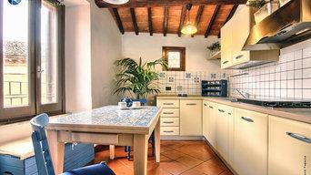 Home Staging casa arredata non abitata