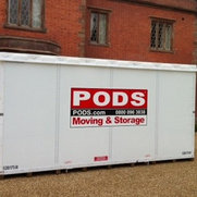 PODS - Moving and Storage's photo
