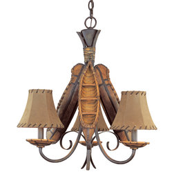 Unique Rustic Chandeliers Pacific Coast Lighting Old River Canoe Light Chandelier