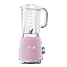 Smeg 50's Retro Style Blender, Pink