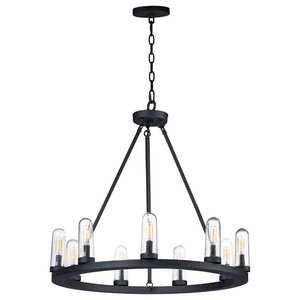 Lido 9-Light Outdoor Chandelier