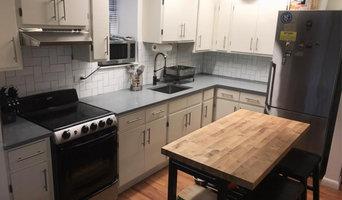 Our work - kitchen backsplash