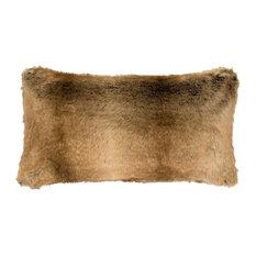 Chinchilla Fur- Pillow 14x26