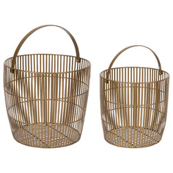 Contemporary Indoor Pots And Planters by Uniek Inc.