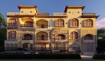 Anuradha Nagenndra Villa House
