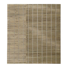 Bamboo Panel Curtain, 60x220 Cm