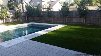 Artificial grass service in Orlando