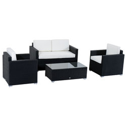 Tropical Outdoor Lounge Sets by Aosom