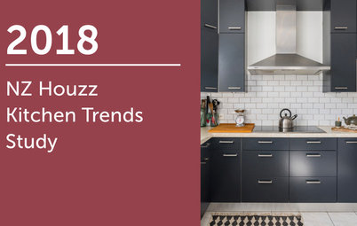 2018 NZ Houzz Kitchen Trends Study