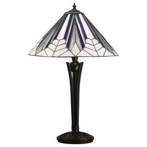 Astoria Art Deco 60 W Table Lamp, Medium
