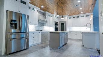Kitchen Remodel - Kitchen Overlook