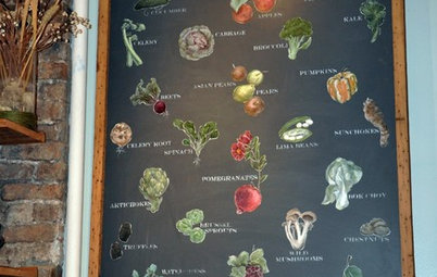 Street Smarts: Produce Wall Art