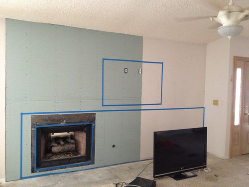 raised hearth no hearth or flush hearth rh houzz com Gas Firplace Gas Fireplace No Hearth