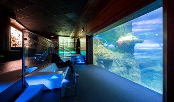 Aquarium de San Sebastian.