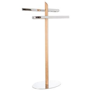 Zen Freestanding Towel Rail