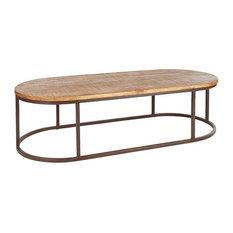 Matilda Oval Coffee Table