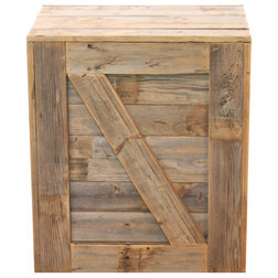 Rustic Side Tables And End Tables by Doug and Cristy Designs