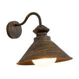Millane - outdoor wall light in antique style
