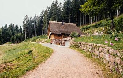 Vorher-Nachher: Ein 200 Jahre alter Holzhof im Schwarzwald wird saniert
