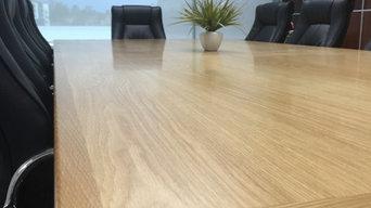 Executive Boardroom Table