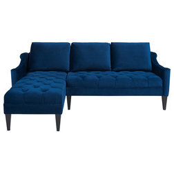 Traditional Sectional Sofas by Jennifer Taylor Home