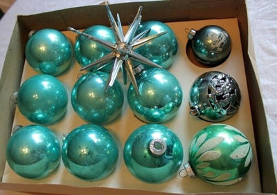 Traditional Christmas Ornaments by Etsy