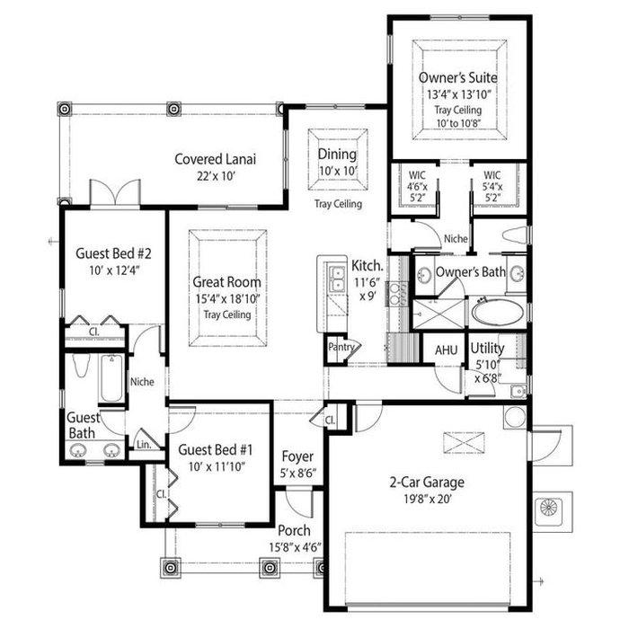 Bethany Floorplan