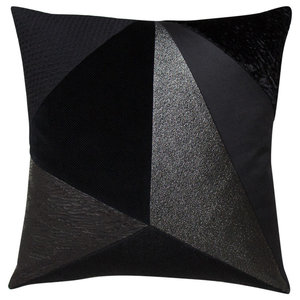 Nuit Grey-Tone Scatter Cushion
