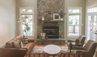 Eclectic Mid-Century Modern in Annandale