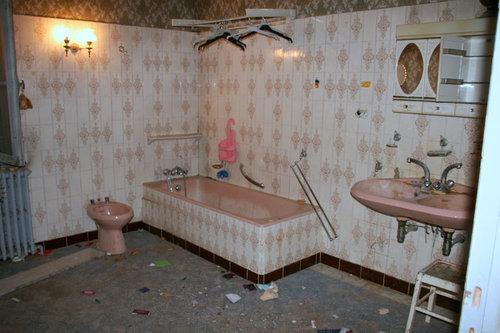Avant / Après : Grande salle de bain familiale