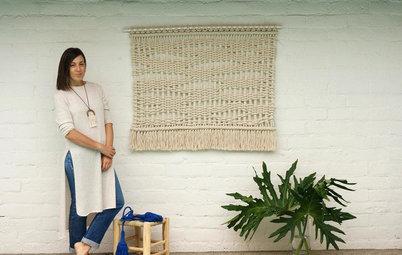 Artesanía y decoración: Descubre el macramé contemporáneo