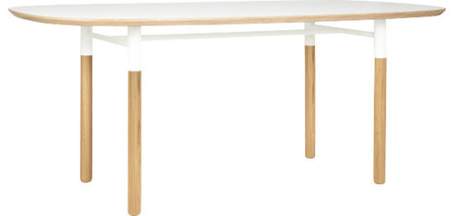 Tables - Table ovale extensible ...