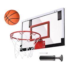 Kids Door Mini Basketball Indoor Hoop System With Ball