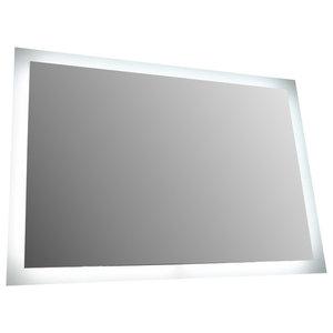LED Exquisite Illuminated Small Mirror