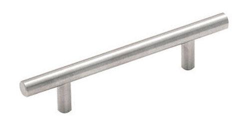 Cosmas European Bar Pull, Satin Nickel, 305 96 · More Info